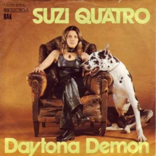 Bild Suzi Quatro - Daytona Demon (7, Single) Schallplatten Ankauf
