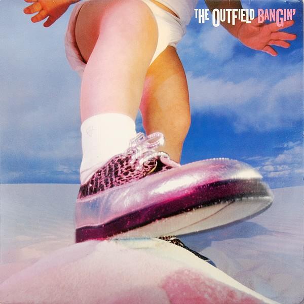 Bild The Outfield - Bangin' (LP, Album) Schallplatten Ankauf