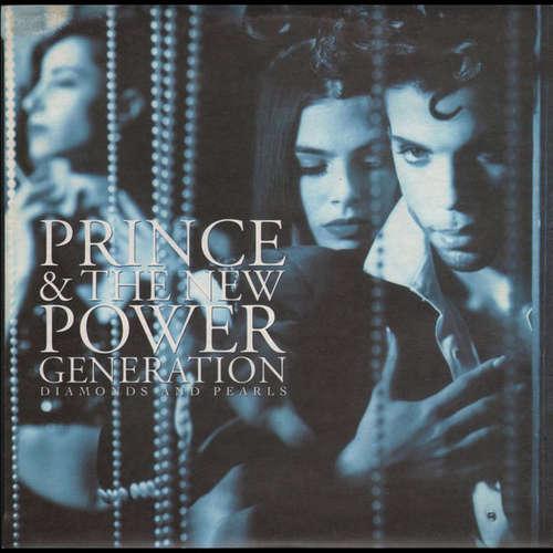 Cover Prince & The New Power Generation - Diamonds And Pearls (2xLP, Album) Schallplatten Ankauf