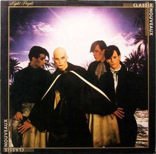 Bild Classix Nouveaux - Night People (LP, Album) Schallplatten Ankauf