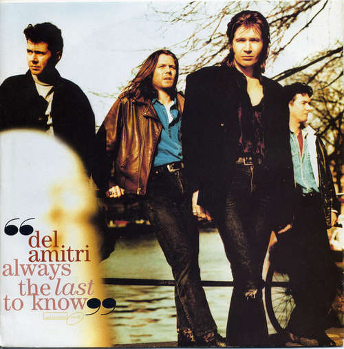 Cover zu Del Amitri - Always The Last To Know (7, Single, Lar) Schallplatten Ankauf