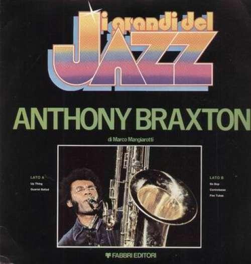 Bild Anthony Braxton - Anthony Braxton (LP, Album, RP, Abr) Schallplatten Ankauf