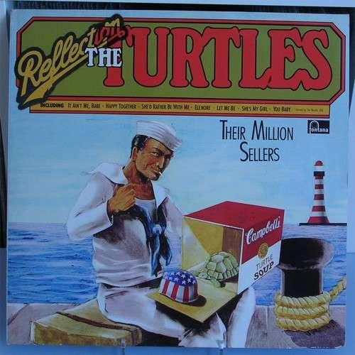 Bild The Turtles - Reflection - Their Million Sellers (LP, Comp) Schallplatten Ankauf