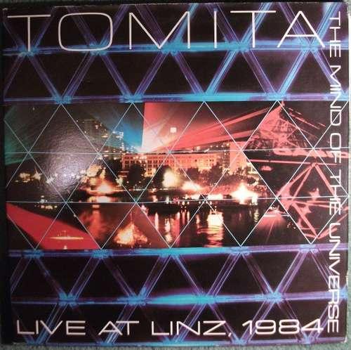 Cover Tomita - Live At Linz, 1984 - The Mind Of The Universe (LP, Gat) Schallplatten Ankauf