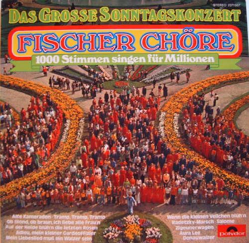 Bild Fischer Chöre - Das Grosse Sonntagskonzert (LP) Schallplatten Ankauf