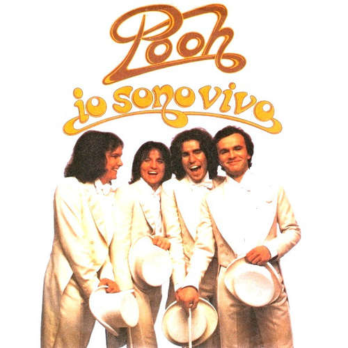Bild Pooh - Io Sono Vivo (7, Single) Schallplatten Ankauf