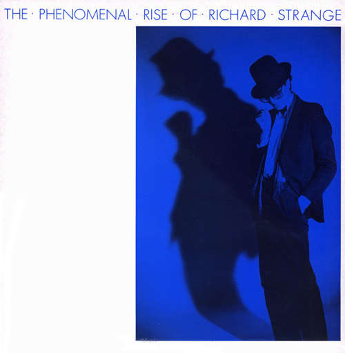 Bild Richard Strange - The Phenomenal Rise Of Richard Strange (LP, Album) Schallplatten Ankauf
