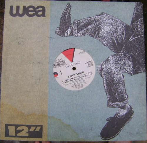 Bild Keith Sweat - I Want Her (12) Schallplatten Ankauf