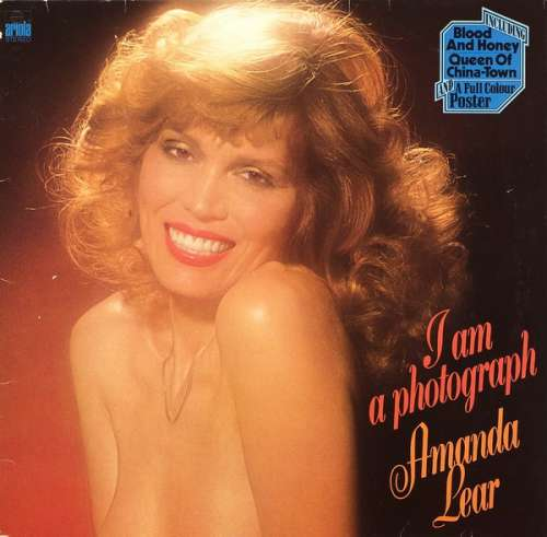 Bild Amanda Lear - I Am A Photograph (LP, Album, RE, Fou) Schallplatten Ankauf