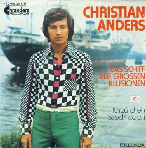 Bild Christian Anders - Das Schiff Der Grossen Illusionen (7, Single) Schallplatten Ankauf