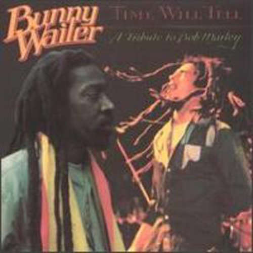 Cover Bunny Wailer - Time Will Tell - A Tribute To Bob Marley (LP) Schallplatten Ankauf