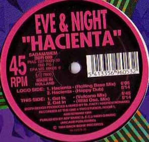 Bild Eve & Night - Hacienta (12) Schallplatten Ankauf