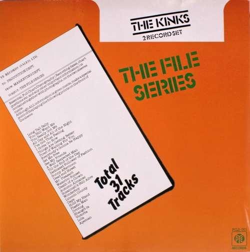 Cover The File Series - The Kinks Schallplatten Ankauf