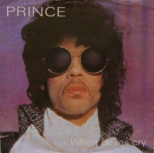 Cover Prince - When Doves Cry (7, Single) Schallplatten Ankauf