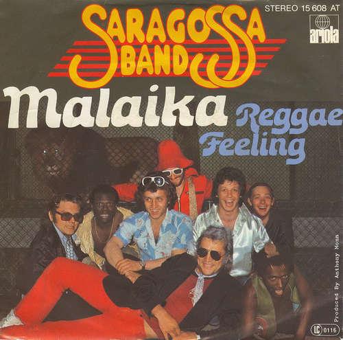 Cover Saragossa Band - Malaika (7, Single) Schallplatten Ankauf
