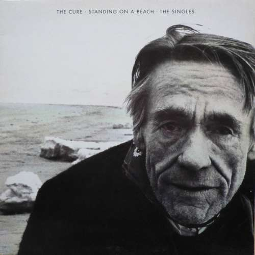 Cover The Cure - Standing On A Beach · The Singles (LP, Comp, Gat) Schallplatten Ankauf