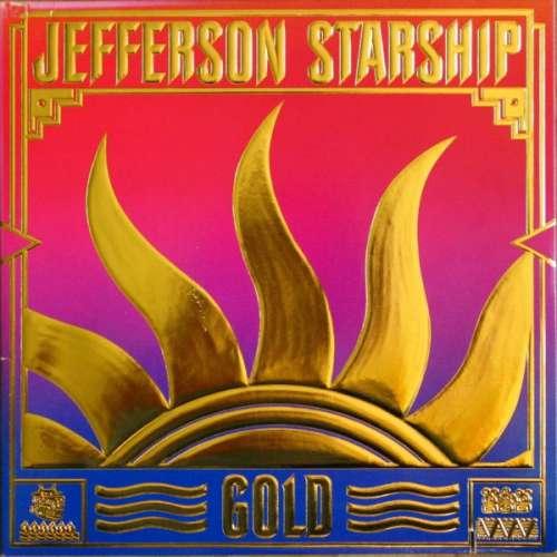 Bild Jefferson Starship - Gold (LP, Comp, Ind + 7, Single, Ind) Schallplatten Ankauf