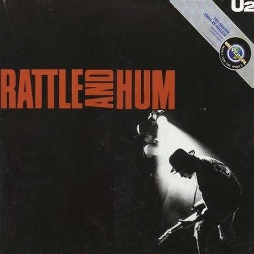 Bild U2 - Rattle And Hum (2xLP, Album, RE, 180) Schallplatten Ankauf