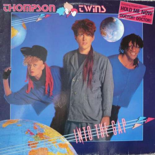 Bild Thompson Twins - Into The Gap (LP, Album, Club) Schallplatten Ankauf