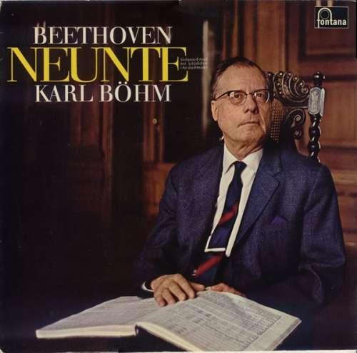 Bild Karl Böhm, Ludwig van Beethoven - Neunte (Sinfonie Nr. 9 D-Moll Op. 125) (LP, RE) Schallplatten Ankauf