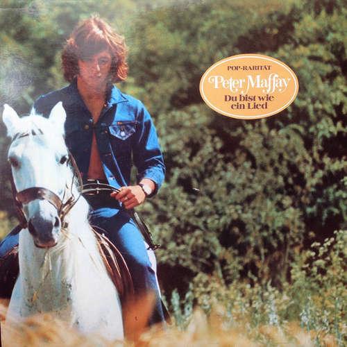 Bild Peter Maffay - Du Bist Wie Ein Lied (LP, Club, RE) Schallplatten Ankauf