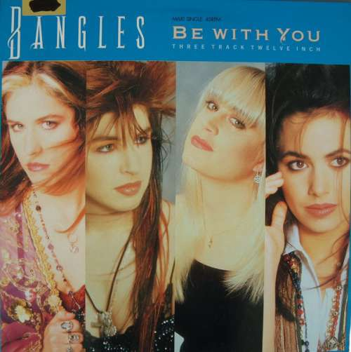 Bild Bangles - Be With You (12, Maxi) Schallplatten Ankauf