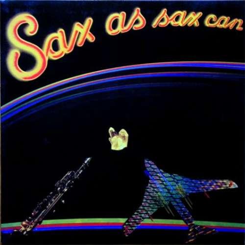 Bild Klaus Kreuzeder & Willi Herzinger - Sax As Sax Can (LP, Album) Schallplatten Ankauf