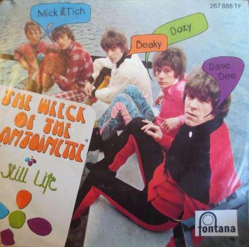Bild Dave Dee, Dozy, Beaky, Mick & Tich - The Wreck Of The 'Antoinette' (7, Single, Mono) Schallplatten Ankauf