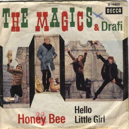 Bild The Magics & Drafi* - Honey Bee  (7, Single) Schallplatten Ankauf