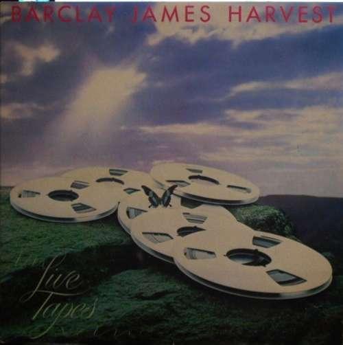 Cover Barclay James Harvest - Live Tapes (2xLP, Album, Gat) Schallplatten Ankauf