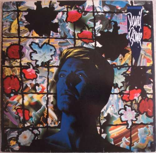 Cover zu David Bowie - Tonight (LP, Album) Schallplatten Ankauf