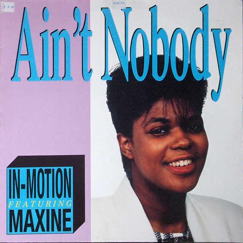 Cover In-Motion - Ain't Nobody / Just Those Beats (12) Schallplatten Ankauf