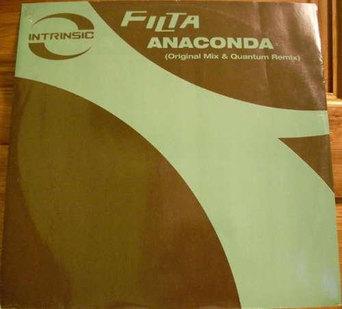 Cover zu Filta - Anaconda (12) Schallplatten Ankauf