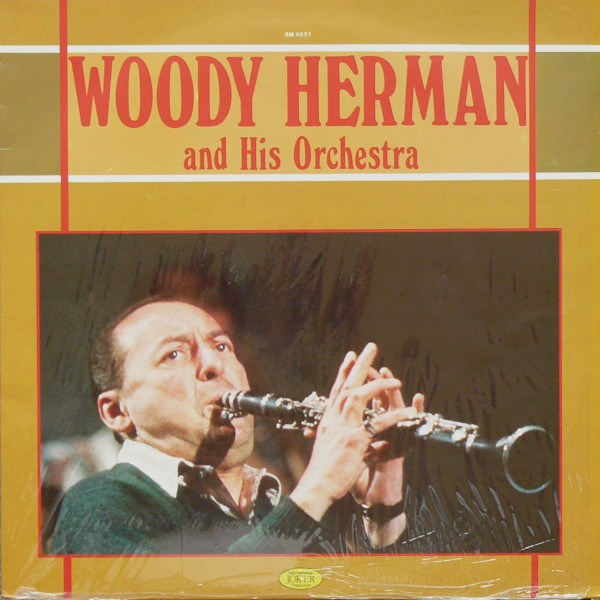 Cover Woody Herman And His Orchestra - Woody Herman And His Orchestra (LP, Album) Schallplatten Ankauf