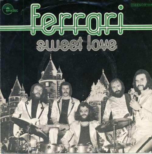Cover zu Ferrari (3) - Sweet Love (7, Single) Schallplatten Ankauf