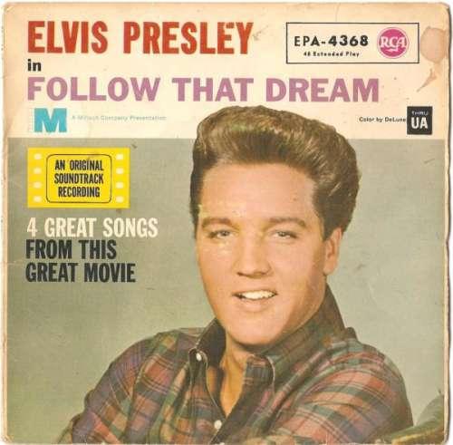 Cover Elvis Presley - Elvis Presley In Follow That Dream (7, EP) Schallplatten Ankauf