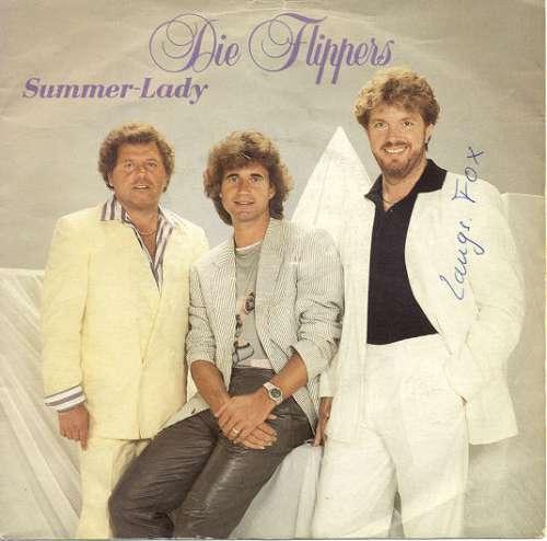 Bild Die Flippers - Summer-Lady (7, Single) Schallplatten Ankauf