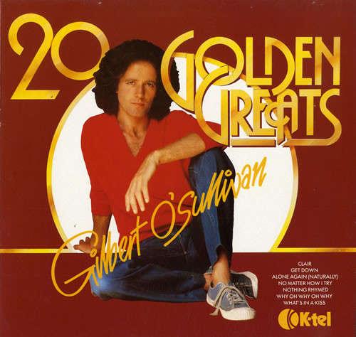 Bild Gilbert O'Sullivan - 20 Golden Greats (LP, Comp) Schallplatten Ankauf