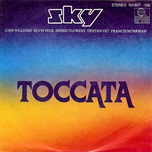 Bild Sky (4) - Toccata (7, Single) Schallplatten Ankauf