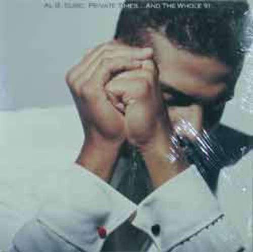 Cover Al B. Sure! - Private Times...And The Whole 9! (LP, Album) Schallplatten Ankauf