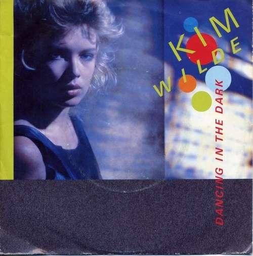 Cover Kim Wilde - Dancing In The Dark (7, Single) Schallplatten Ankauf