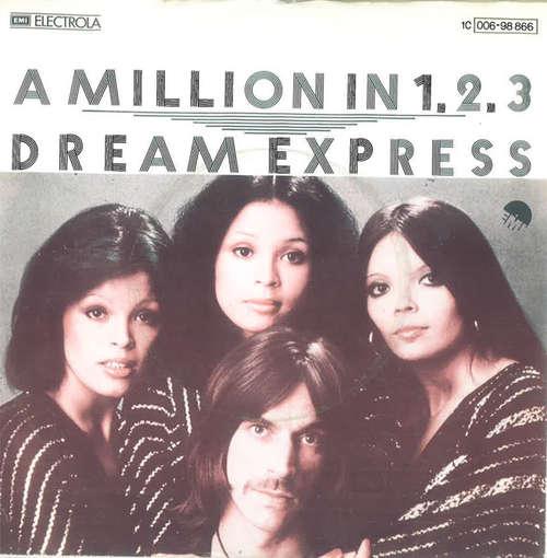 Bild Dream Express - A Million In 1, 2, 3 (7, Single) Schallplatten Ankauf