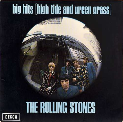 Cover Rolling Stones, The - Big Hits (High Tide And Green Grass) (LP, Comp, Gat) Schallplatten Ankauf