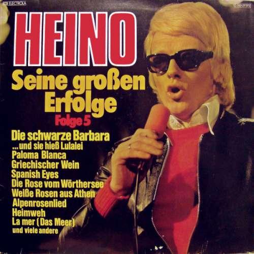 Bild Heino - Seine Großen Erfolge 5 (LP, Comp) Schallplatten Ankauf