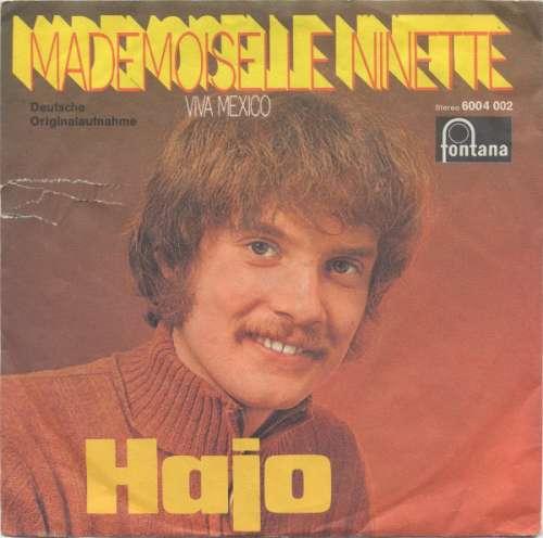 Bild Hajo - Mademoiselle Ninette (Deutsche Originalaufnahme) (7, Single) Schallplatten Ankauf