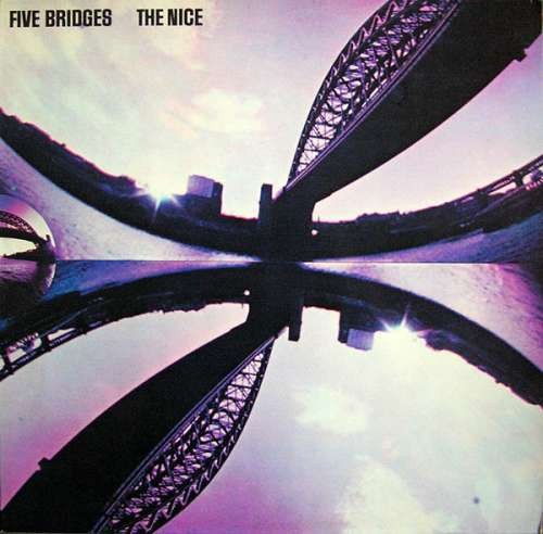 Cover The Nice - Five Bridges (LP, Album, Gat) Schallplatten Ankauf