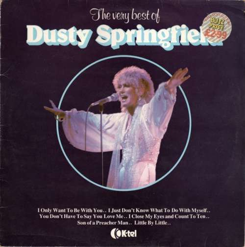 Cover Dusty Springfield - The Very Best Of Dusty Springfield (LP, Comp) Schallplatten Ankauf