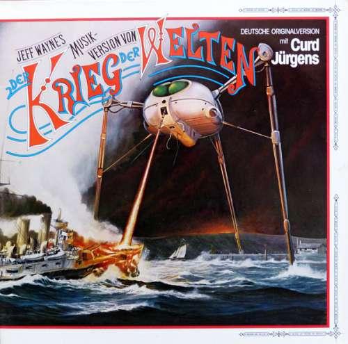 Cover Jeff Wayne - Jeff Wayne's Musik Version Von Der Krieg Der Welten (2xLP, Album) Schallplatten Ankauf