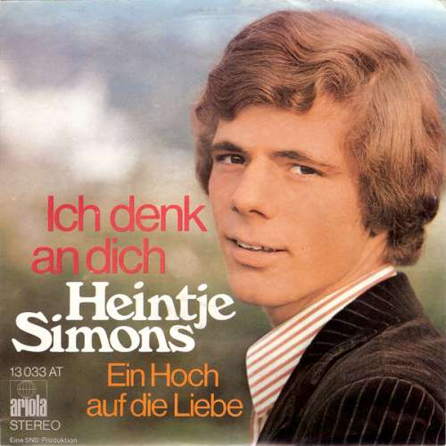 Bild Heintje Simons* - Ich Denk An Dich (7, Single) Schallplatten Ankauf