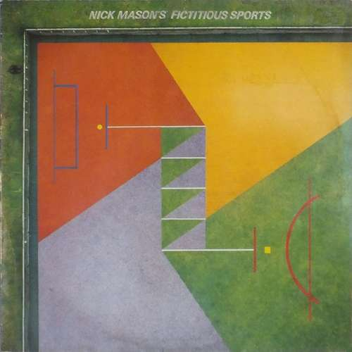 Cover Nick Mason - Nick Mason's Fictitious Sports (LP, Album) Schallplatten Ankauf